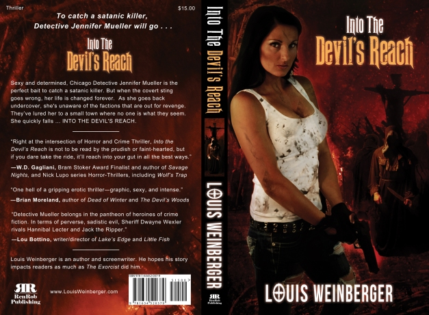 Into the Devil's Reach Full Cover for review v.5